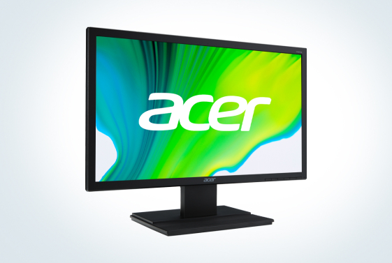 """Monitor Acer para PC / 60 hz / 5ms / 21.5"""" - 2"""