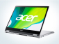 """Notebook Convertible Acer Spin 3 / 8GB RAM / 256GB SSD / i5 / 13.3"""" - 3T"""
