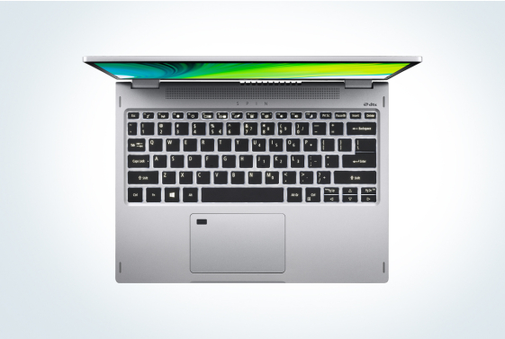 """Notebook Convertible Acer Spin 3 / 8GB RAM / 256GB SSD / i5 / 13.3"""" - 5"""